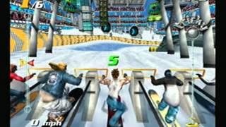 SSX Tricky - Psymon in Garibaldi
