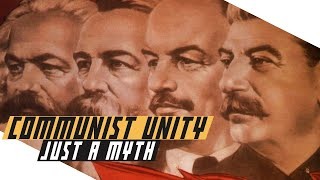 The Myth of Communist Unity during the Cold War