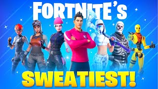 15 SWEATIEST Fortnite Skins OF ALL TIME!