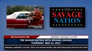The Savage Nation May 21 2015 Commercial free