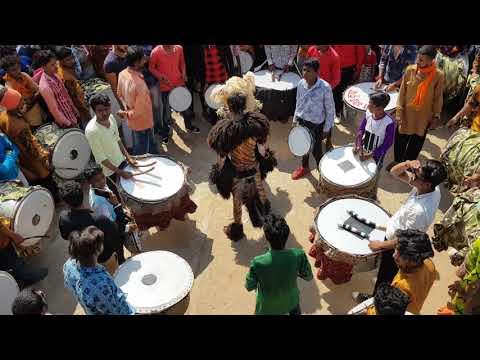 Shri sai kripa dhumal party Rajnandgaon moharram sher dance