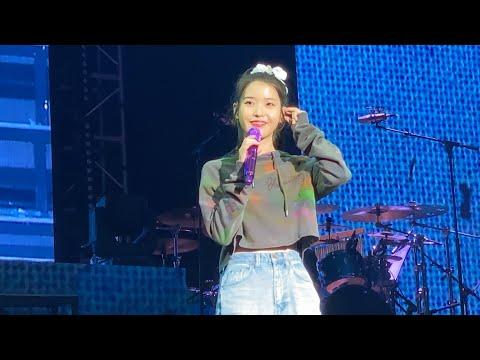 291219 IU (아이유) Love Poem Concert Tour 2019 in Jakarta - Dear Name (이름에게)
