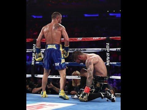 Dwyer 5-18-18 Post Fight Vasyl Lomachenko v. Jorge Linares