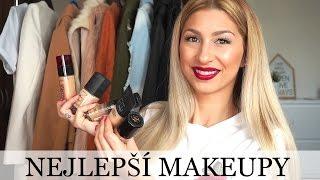 TOP 5 | Makeupy | Nejlepší krycí makeupy z drogérie i Sephory!