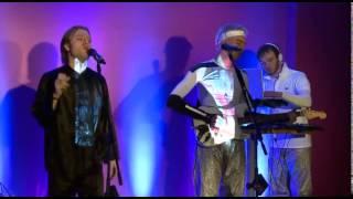 Mando Diao Radiokonzert Radio Concert @ Mix Megapol
