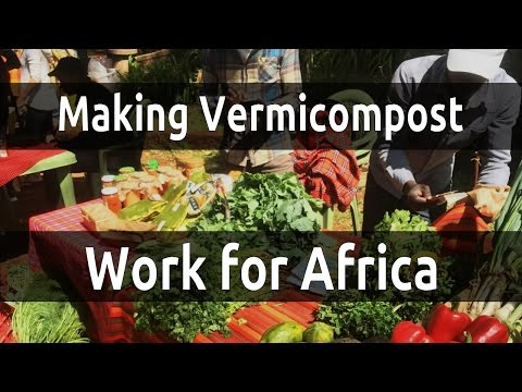 Making Vermicompost Work for Africa: The WormPost Project