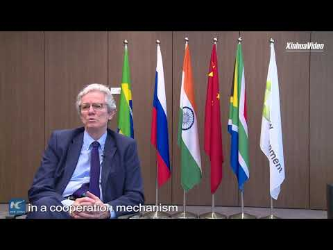 BRICS presents alternative multilateralism: VP of New Development Bank