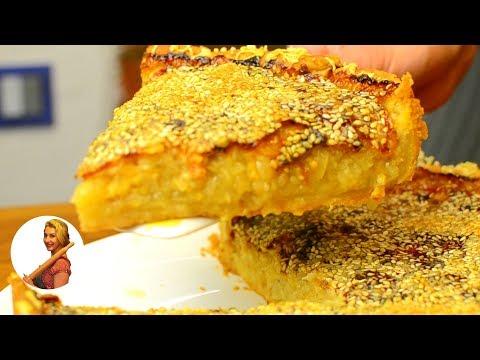 Луковый Пирог - ЭТО НЕРЕАЛЬНО ВКУСНО!!!! | Onion Pie Recipe Готовить просто с Люсьеной