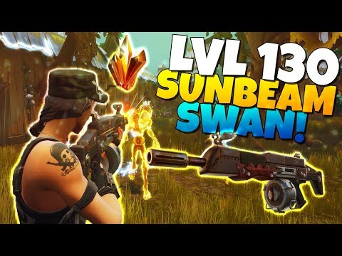 LVL 130 SWAN Assault Rifle IS IT GOOD? | FORTNITEMARES Save The World