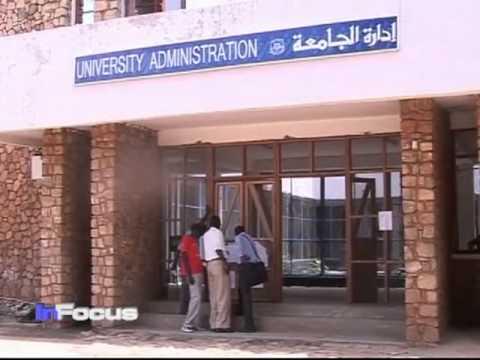 Juba University in South Sudan