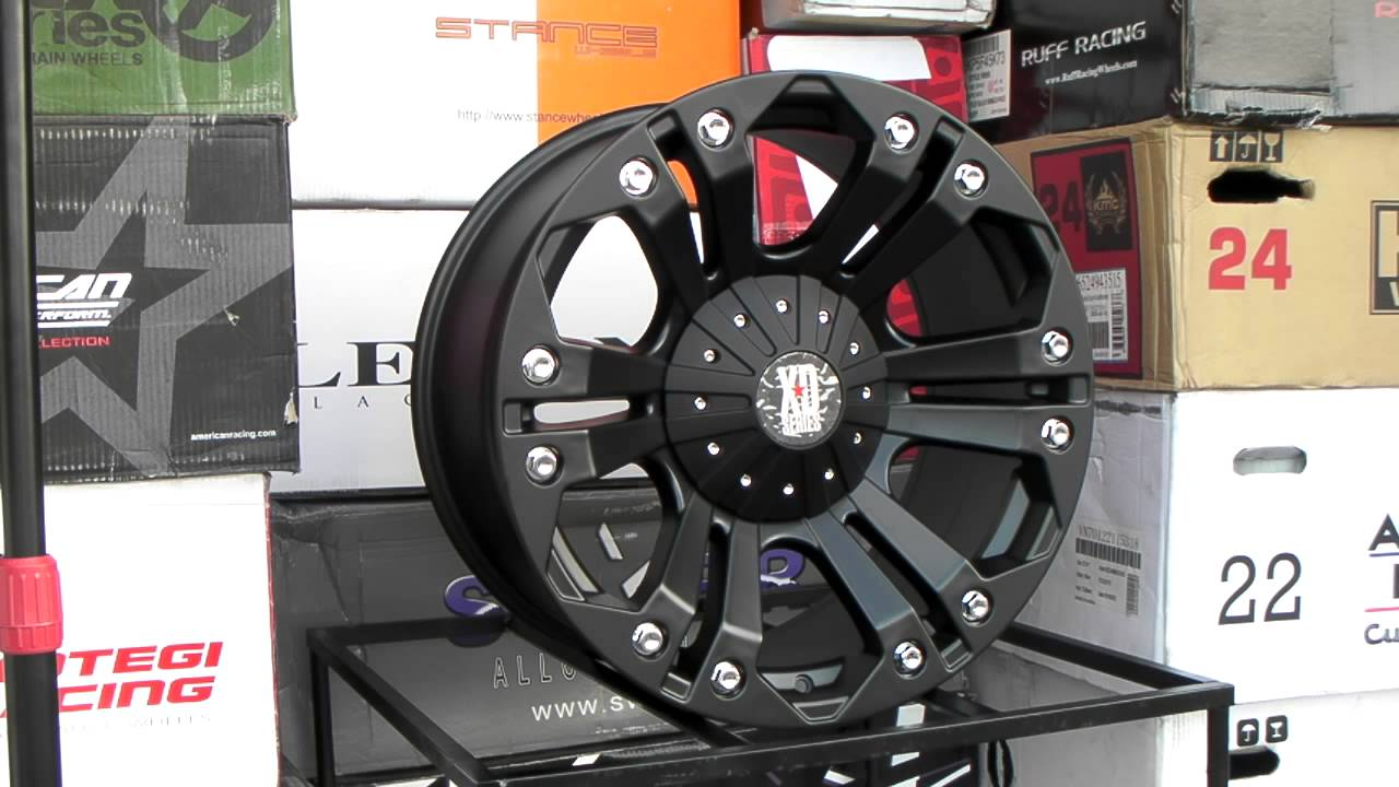 Www Dubsandtires Com Xd Series Monster Xd778 778 Wheels Matte Black