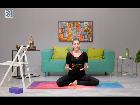 Cómo trabajar el suelo pélvico con unos sencillos ejercicios de yoga