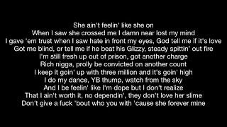 "NBA Youngboy - Fine By Time (Official Music Video Lyrics) ""Still Flexin, Still Steppin"""