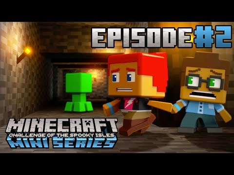 The Abandoned Mineshaft  Minecraft Mini Series  Episode 2