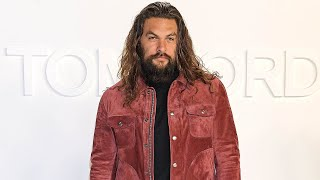 Jason Momoa Says He Was 'Starving' And 'Completely In Debt' After 'Game Of Thrones' Role