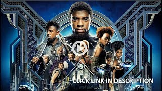 Black Panther (2018) | Live Stream