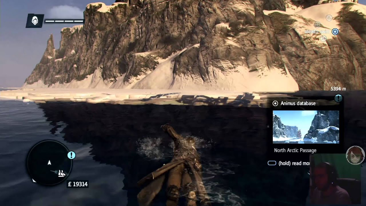 Assassin S Creed Rogue Ep 21 Visit To Fort Baie Rouge Filler