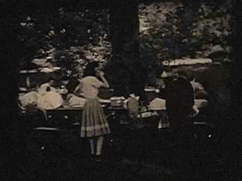 Jewish Picnic Gregg Park Vincennes IN 1930's
