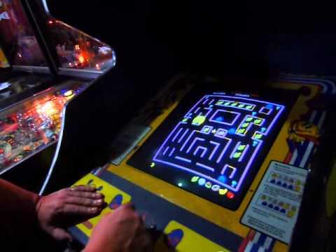 Bally/Midway 1981 Super Pac Man Arcade Game 1080 P