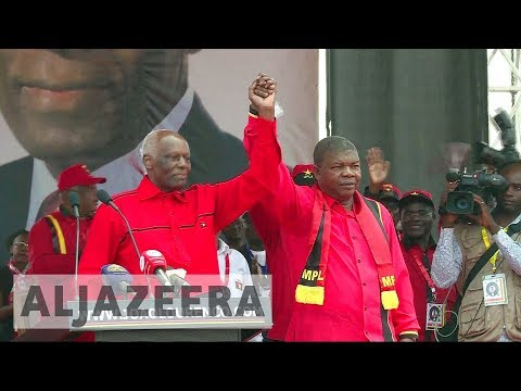 Angola gears up for historic vote