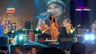 OM.MANHATTAN LIVE PANGGUNG PRAJURIT TNI POLRI ~ REZA LAWANGSEWU MANHATTAN ORA MASALAH