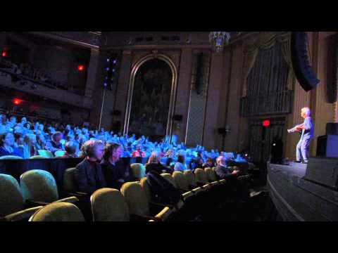 Let the music tell you what to do! | John D'earth | TEDxCharlottesville