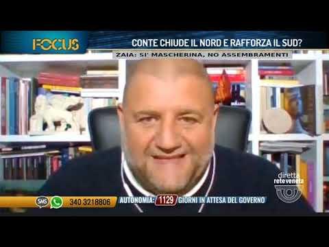 FOCUS CONTE CHIUDE IL NORD E RAFFORZA IL SUD? | 24...