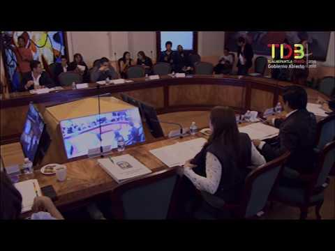 Cabildo H. Tlalnepantla de Baz 15 febrero 2018