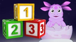 ЛУНТИК учит цифры полная версия обучающие игры для детей играть бесплатно онлайн 😀 Лунтик мультик