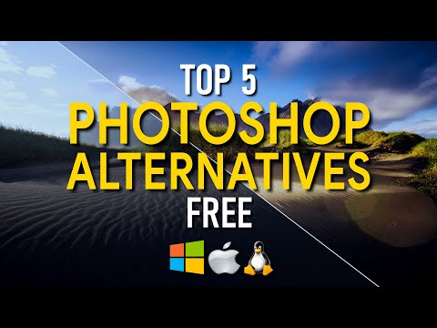 Top 5 Best FREE PHOTOSHOP Alternatives (2020)