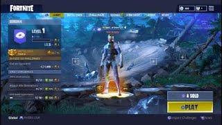 Fortnite BR buying the season 4 battle pass ( 950 v bucks )