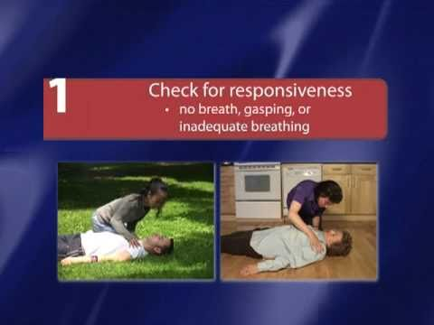 2010 CPR Guidelines - CARE CPR™: Full CPR, Advanced, AED & Compression-Only!