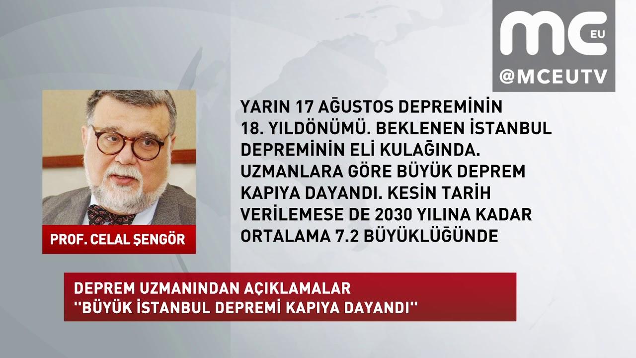 Haber | Deprem Uzmanı Şengör: Büyük İstanbul depremi kapıda