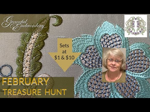 February 2021 Treasure Hunt