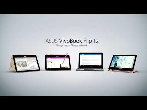 Always ready. Always in hand | VivoBook Flip 12