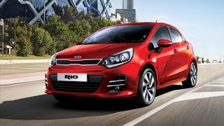 KIA Rio Facelift 2015 Review Indonesia
