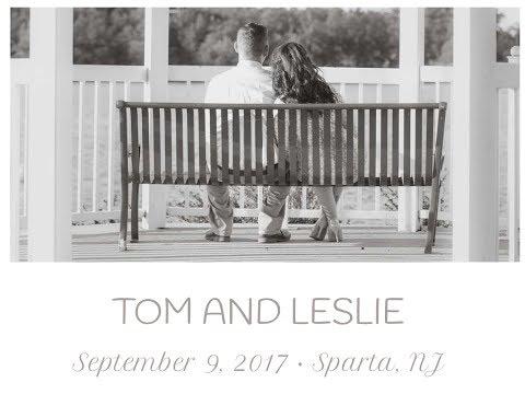 Tom and Leslie September 9, 2017