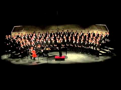 Lord, Make Me an Instrument (John Rutter)- BGSU Men's Chorus