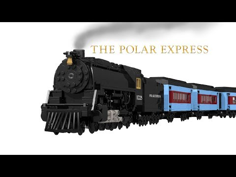 polar express lego train set # 0