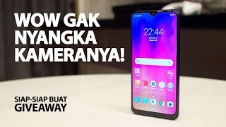 Review REALME 3 INDONESIA, Harga Rp. 1.799.000 🔥