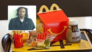 Mcdonald''s Employee Fired For Putting His Mixtapes In Happy Meal