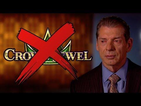 WWE Crown Jewel sarà CANCELLATO? thumbnail