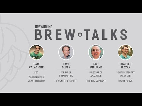 Brew Talks CBC 2018: Retail Strategies for Craft Brewers