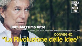 Dott. Massimo #Citro: ERESIA, RIFLESSIONE POLITICAMENTE SCORRETTA SULLA #PANDEMIA