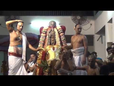 Sri Vedantha Desikar Devasthanam 2018 Yanai Vahanam