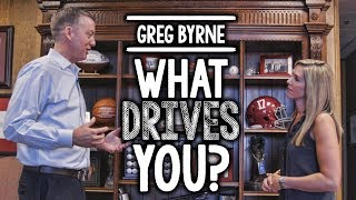 Alabama AD Greg Byrne on samurai swords, music and more