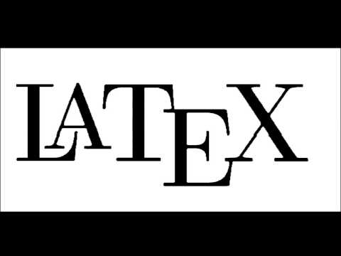 Latex Beginners' Course #06 - Advanced Math: Adjusting Brackets, Matrices and Align Environment
