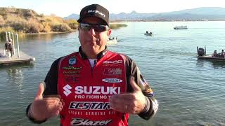 PROS TALK 2019 SEASON AT THE WON BASS ARIZONA OPEN