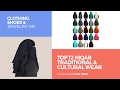Top 12 Niqab Traditional & Cultural Wear // Clothing, Shoes & Jewelry On Amazon