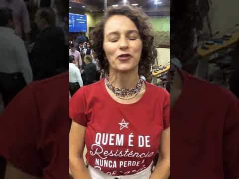 (VÍDEO) Deputada do PT promete mandato de luta e resistência na AL